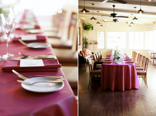 Fall wedding photography at Vintner's Inn Sonoma