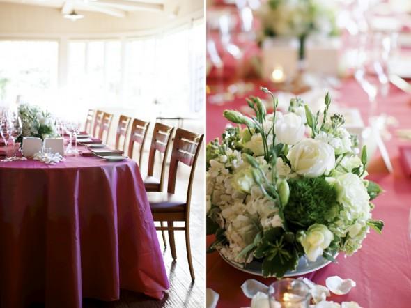 Wedding Reception Vintner's Inn