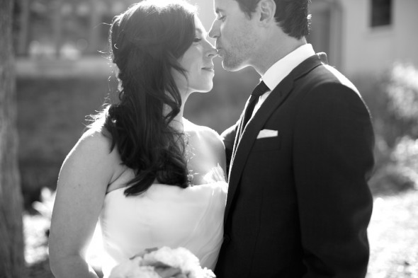 Sunshine filled wedding at cavallo point