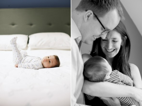 in-home newborn photographer san francisco