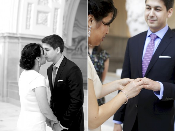 Elopement at SF City Hall