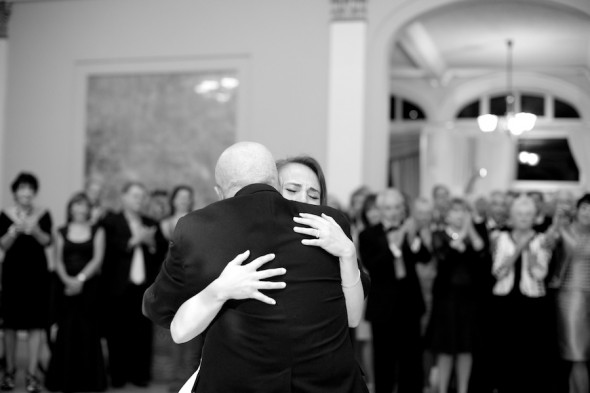 Emotional Father:Daughter Dance SF