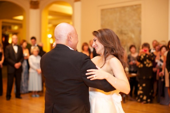 Father Daughter Dance SF wedding