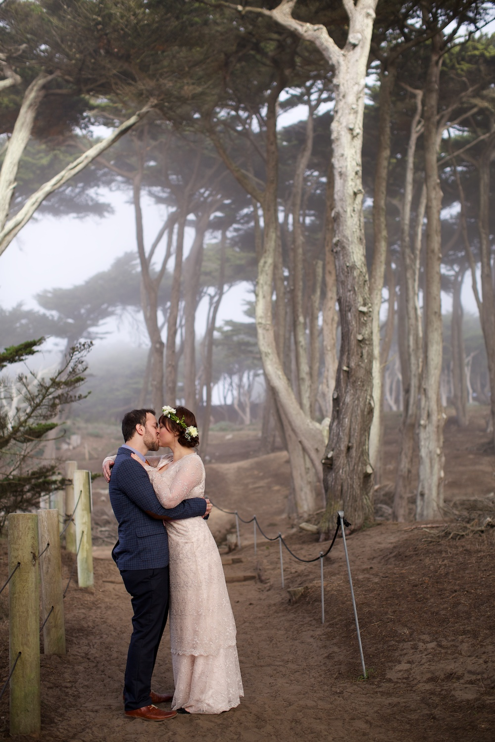 Lands End Wedding Photography San Francisco