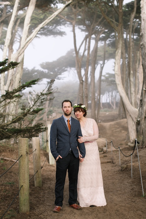 Small Intimate Bay Area Wedding Photographer