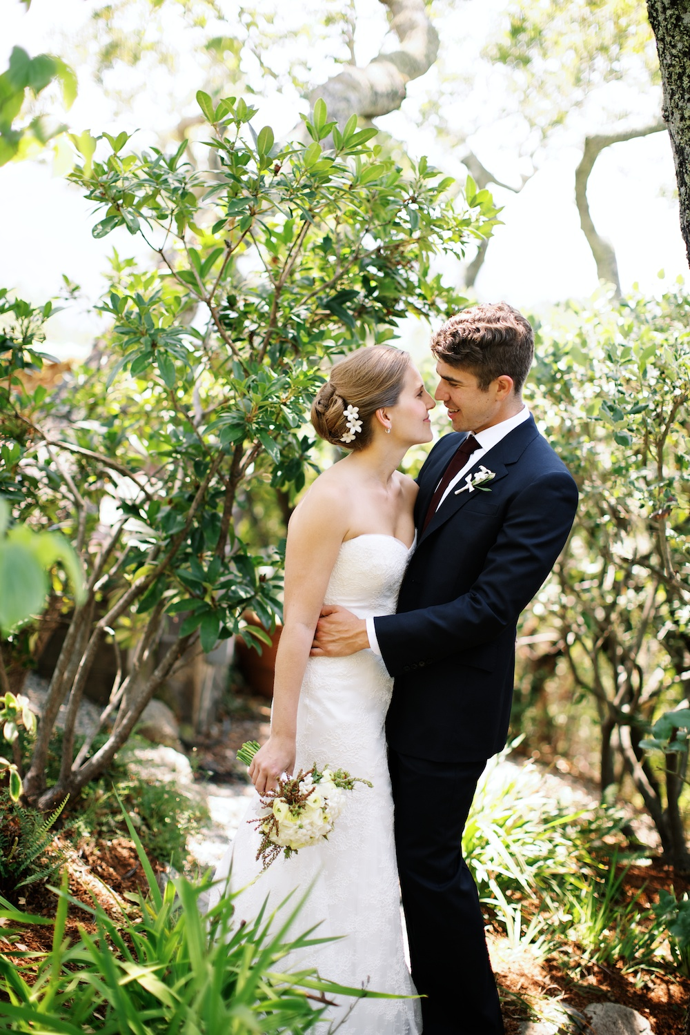 Backyard Wedding in Marin