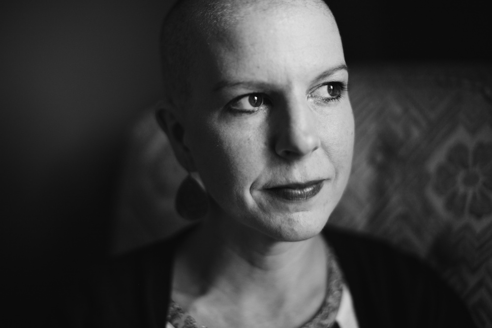 Breast Cancer Awareness Portrait