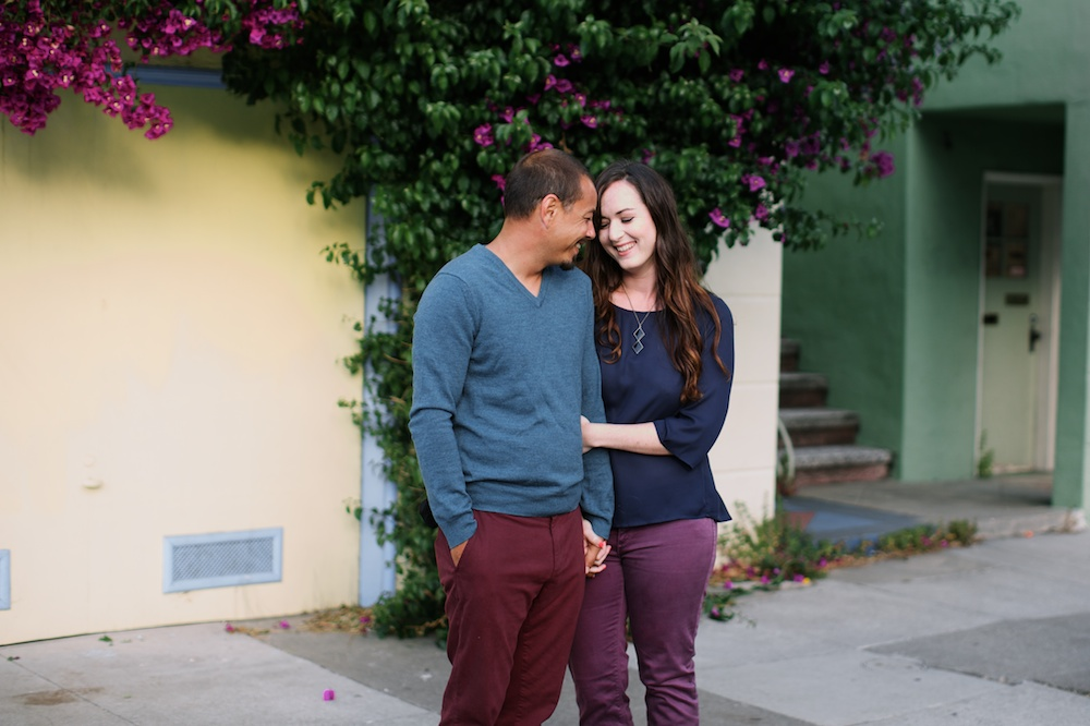 San Francisco Engagement Photography in the Mission