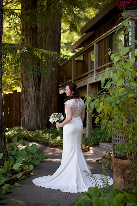 Redwood Hill Gardens Wedding Photography