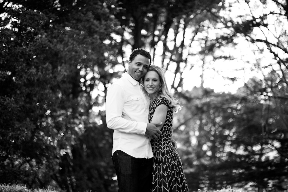 Bernal Hill Engagement Photography