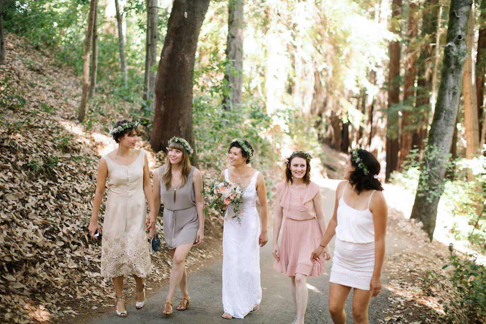 Sequoia Retreat Center Small Wedding Photography