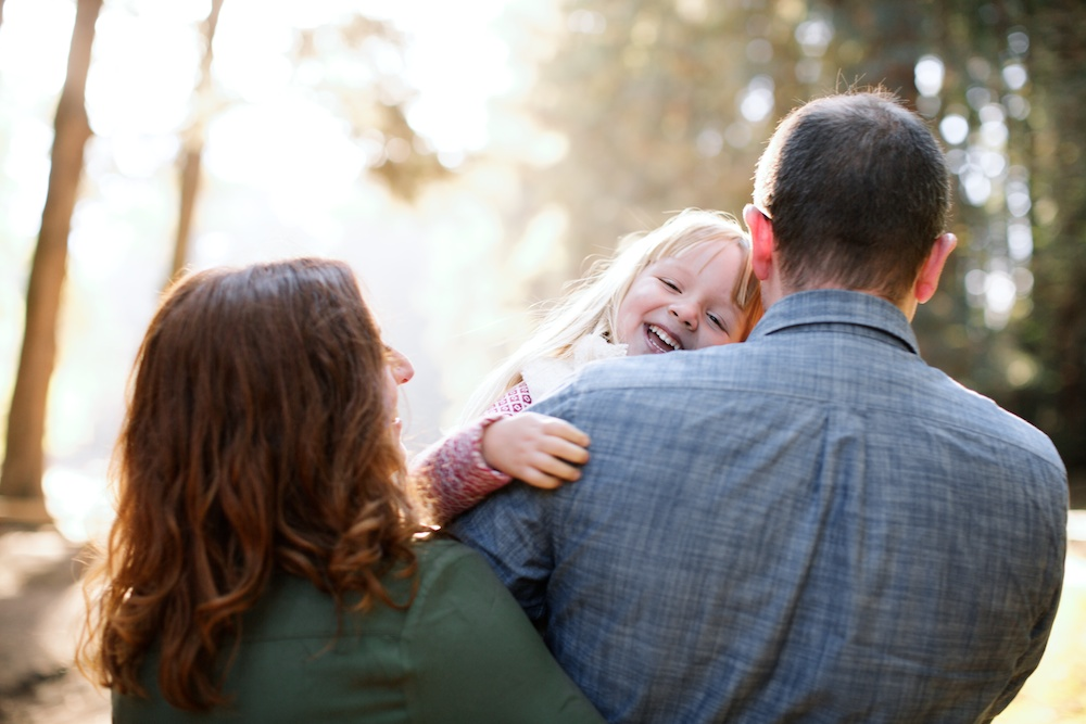 Fall Family Mini Sessions Oakland California