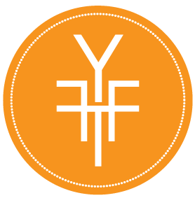 YTF Wedding Monogram