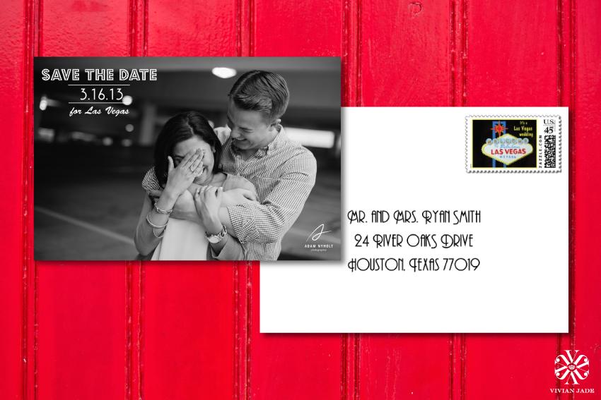 Candice & Josh Photo Save the Date   Adam Nyholt Photographer