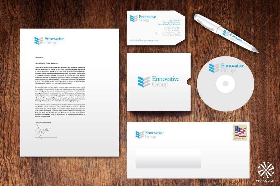 Logo & Marketing Materials Design Suite