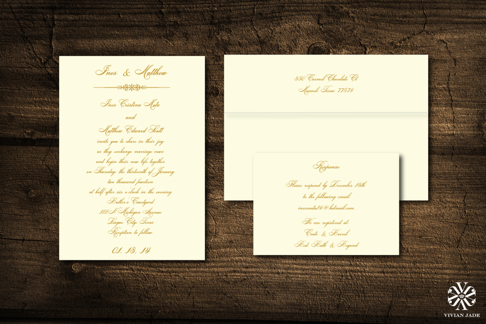 Houston Wedding Invitations Wedding Invitations Houston Save