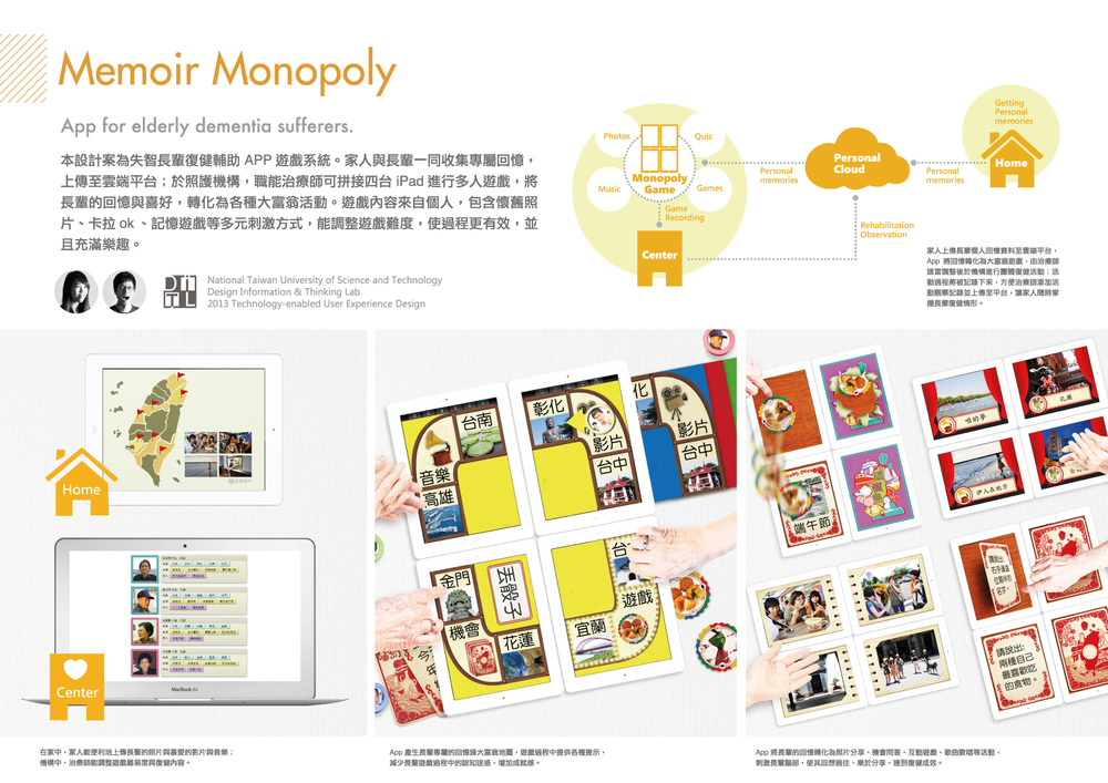 memoir monopoly