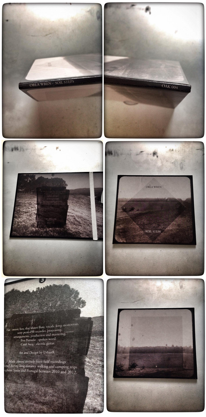 My field recordings album Soil Steps is now released on the OAK EDITIONS label ...