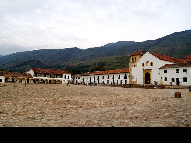VILLA DE LEYVA, COLOMBIA    Seaside Cartagena may be trendy these days. But for weekends Bogota's elite drive four hours to a tranquil 16th century town ensconced in a highland valley. Cobblestoned Villa de Leyva is built around the sparse Plaza Mayor, dominated by a simple whitewashed church. Park your car for good before selecting a red-tiled hacienda-turned-B&B tucked in a private courtyard. You might even wander over to the farmers' markets on horseback.