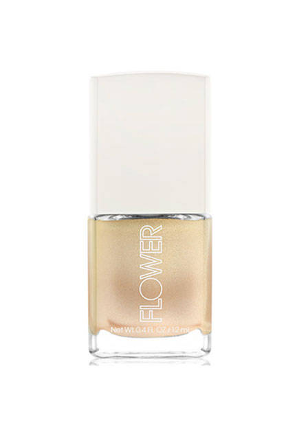Flower Nail'd It Nail Lacquer in Beige Beauty