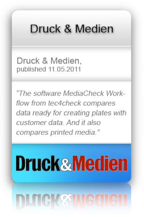 Published in: Druck & Medien, 2011