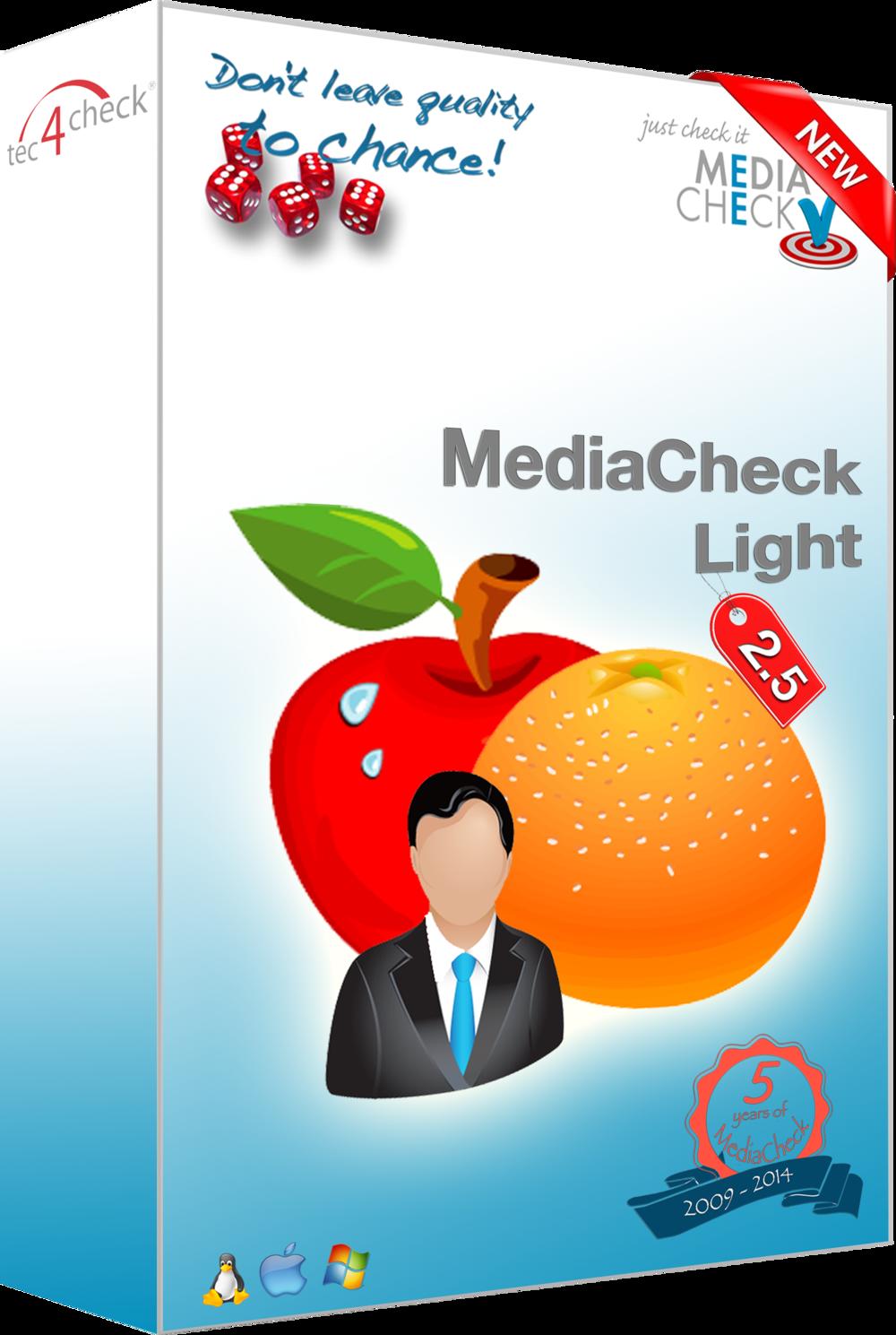 MediaCheck Light