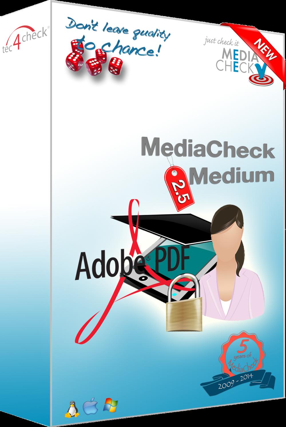MediaCheck Medium