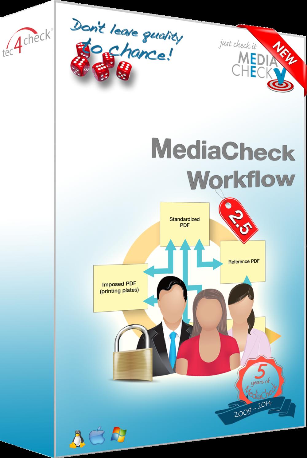 MediaCheck Workflow