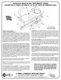 RM-202AA Instructions