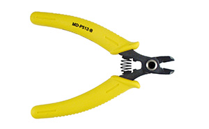 "MD-P512-B - Diagonal pliers that can cut copper wire up to 10 AWG. Overall length of pliers is 5"", blunt cut."