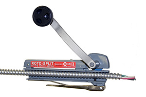 RS-101B Auto-Clamping Roto-Split