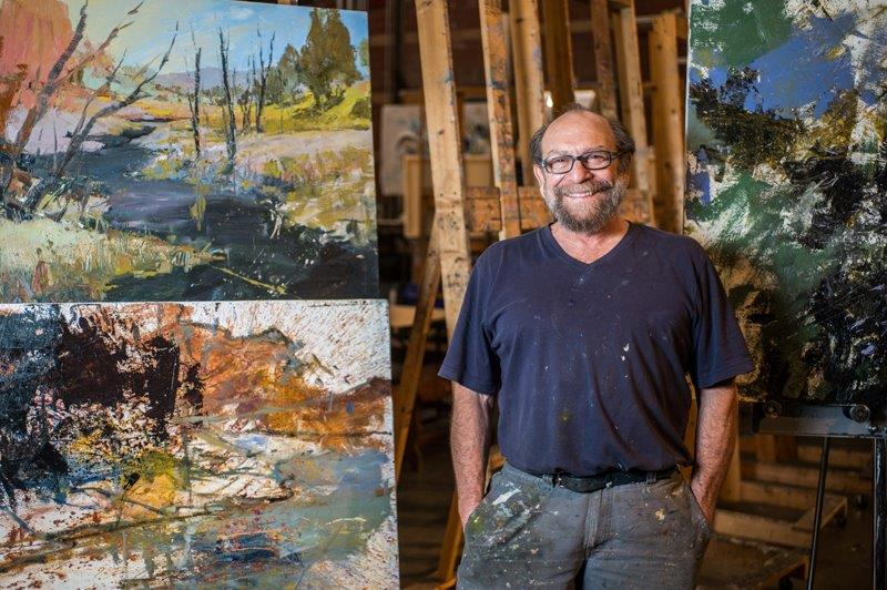 Gallery Artist: Andy Braitman