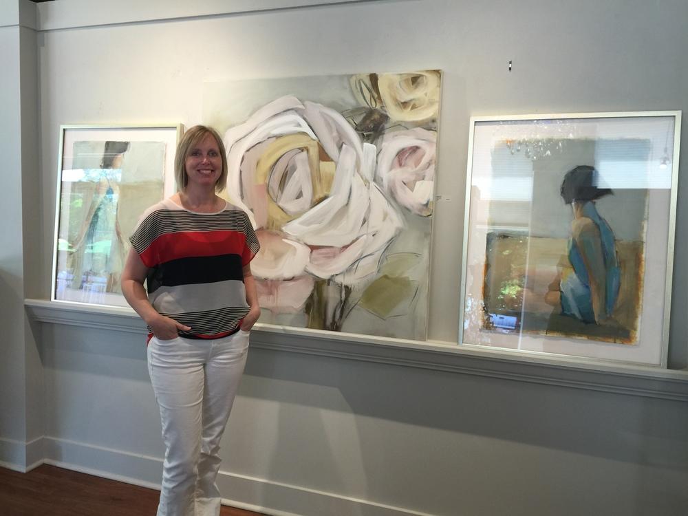 Artist Lynn Johnson