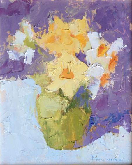Daffodils in Green 10x8 $800.jpg