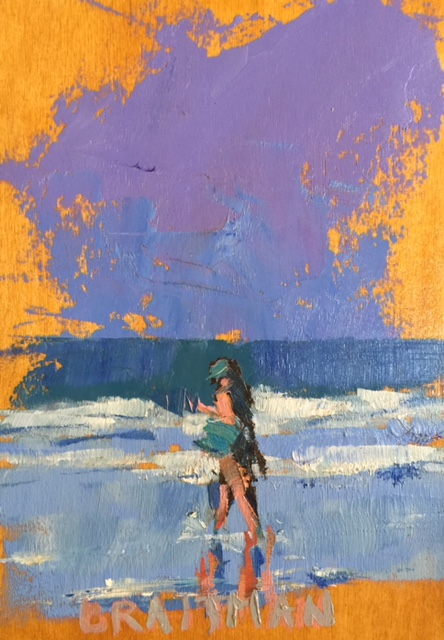 Girl on Beach III 7X5 $250.jpg