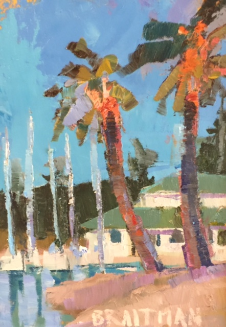 Palm Trees I 7X5 $250.jpg