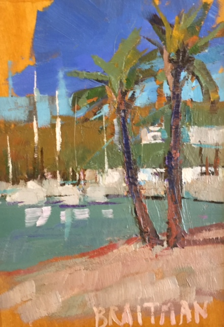 Palm Trees II 7X5 $250.jpg