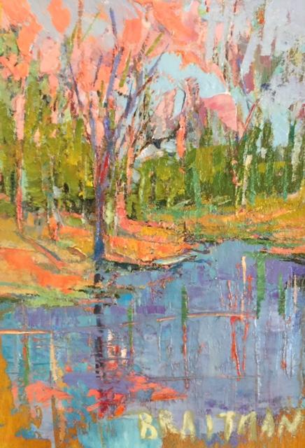 Pink Leaves 7X5 $250.jpg