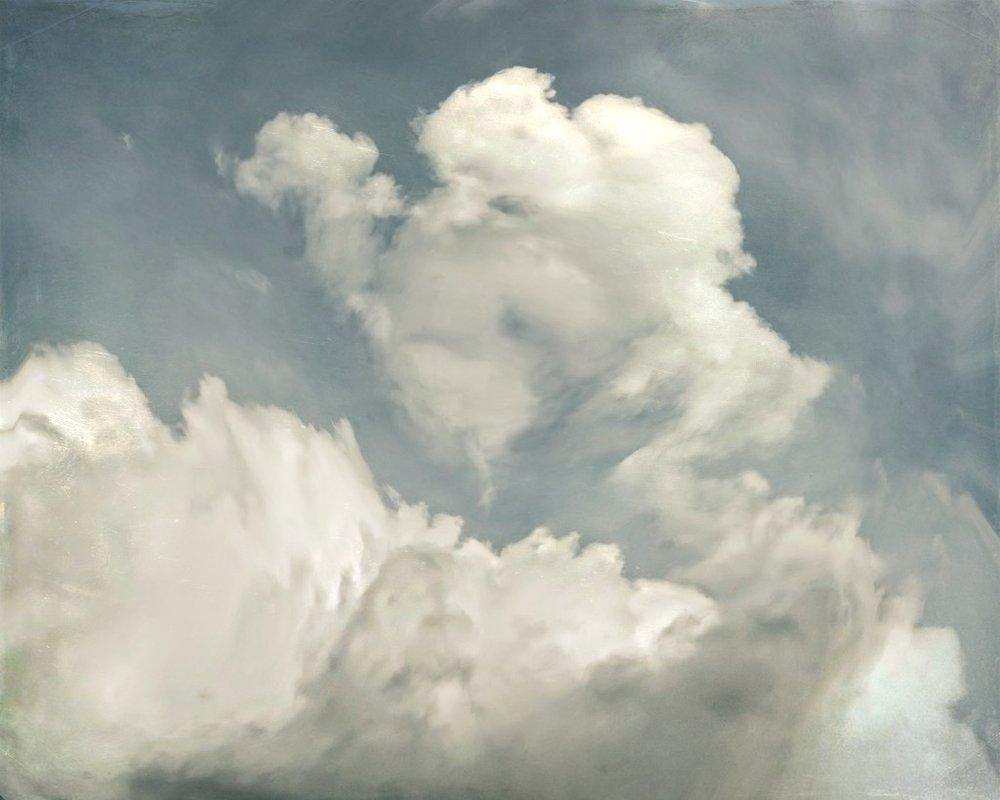 Cloud Study 27 36x48