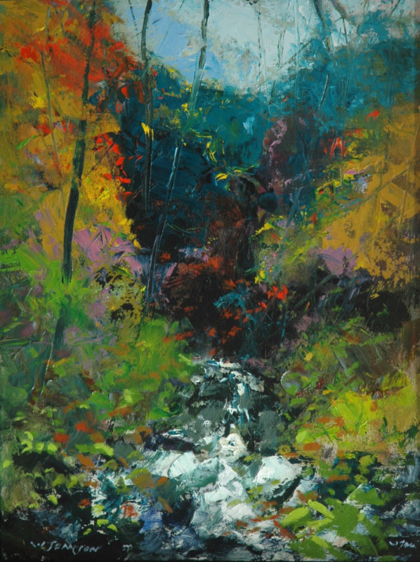 Panther Creek Autumn, 18x14 $2,000.jpg