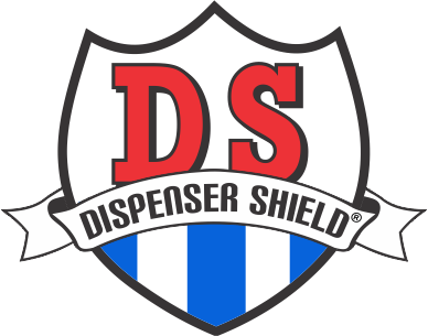 Dispenser-Shield-Made-in-CA-USA-Vandal-UV-Protective-Shield