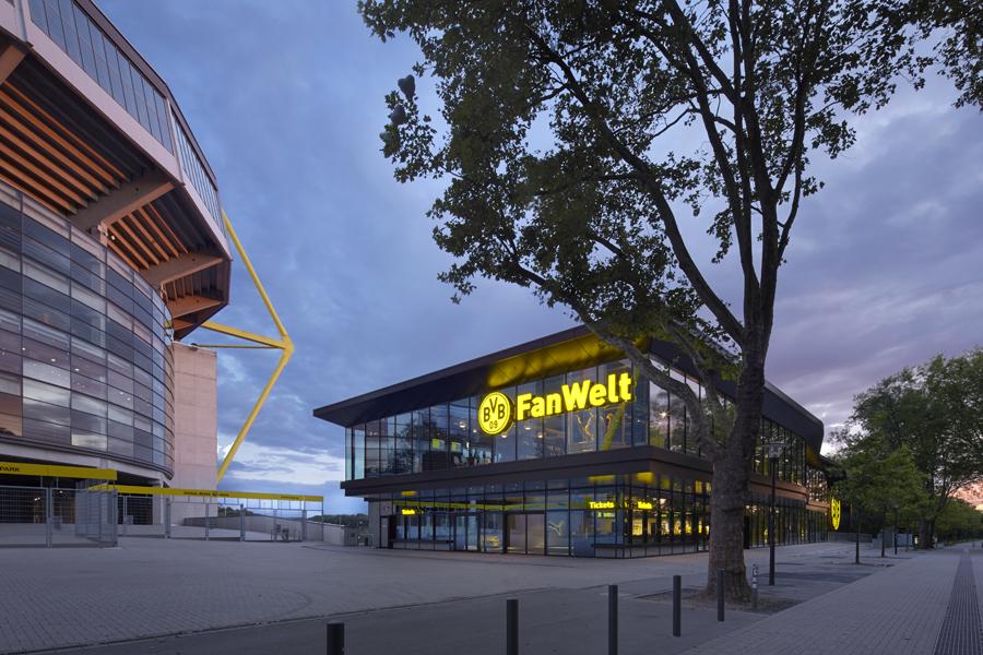 Bvb Fanwelt Andrea Flak Fotografie