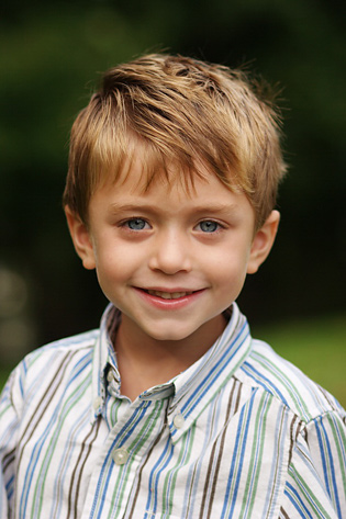 Kid Portrait Headshot, Westchester NY