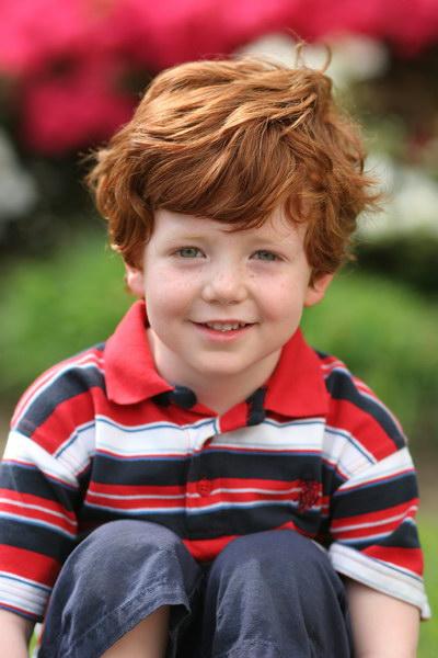 Kid Portrait, Westchester NY