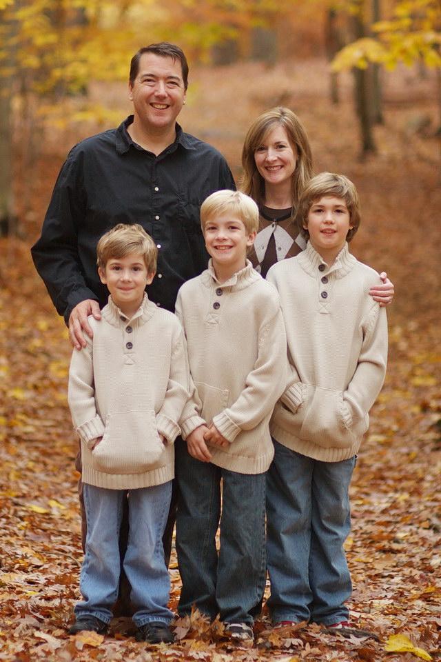 Family Portrait, Westchester NY