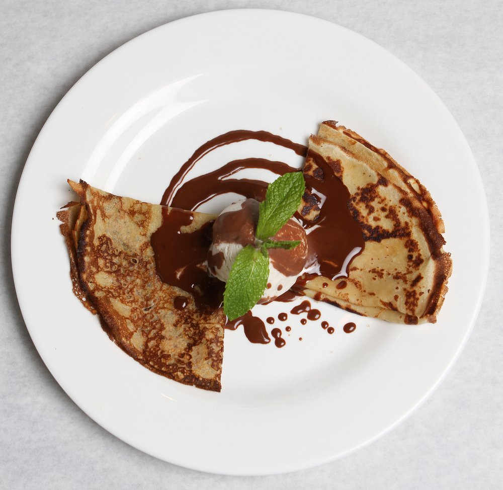 Culinary Photography: Crepe