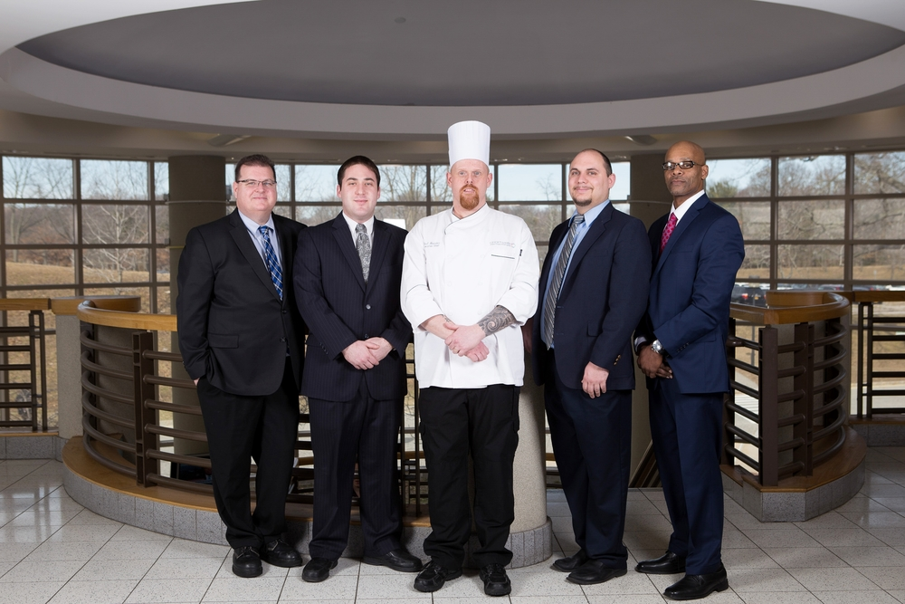 Corporate Team Photo