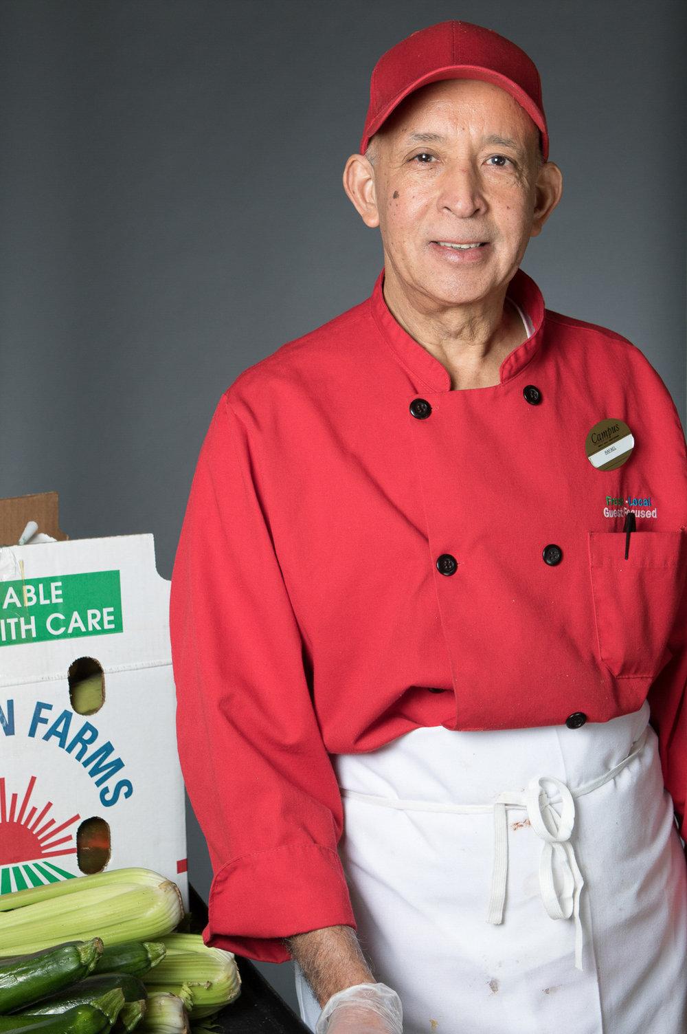 Headshot of Chef