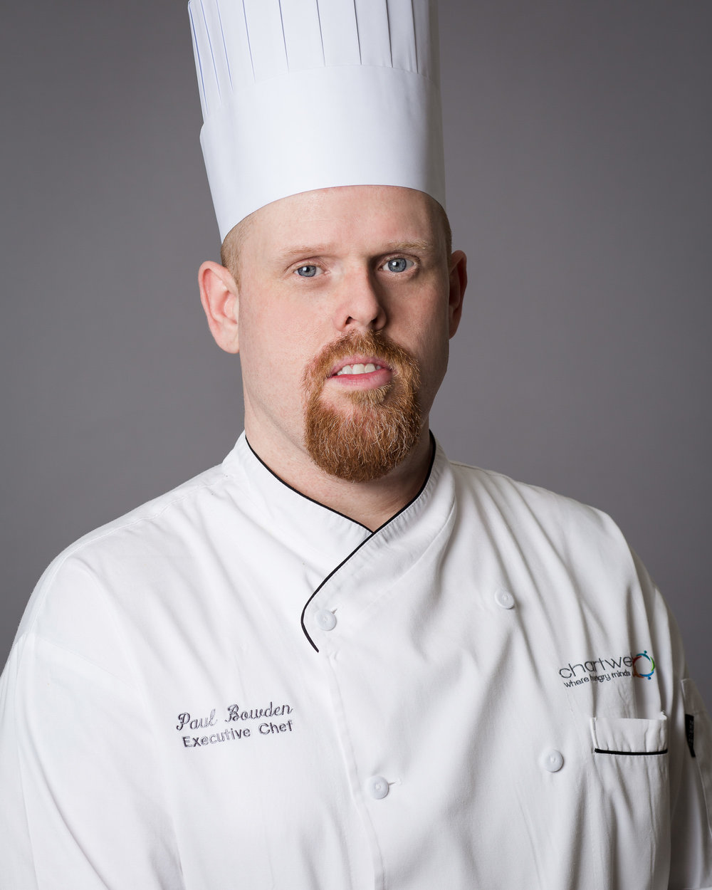 Corporate Portrait Headshot Chef