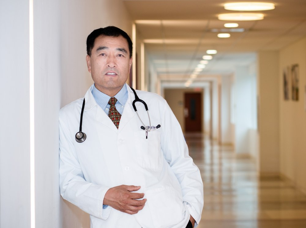 Professional Headshot: Doctor